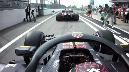 2018年F1第16戦ロシアGP、FP1結果
