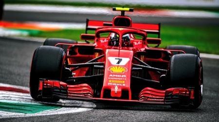 2018年F1第14戦 イタリアGP、PPはライコネン