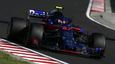 トロロッソの2019ドライバーは既に決まっている