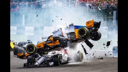 HALO論争は終結とロズベルグ@F1ベルギーGP