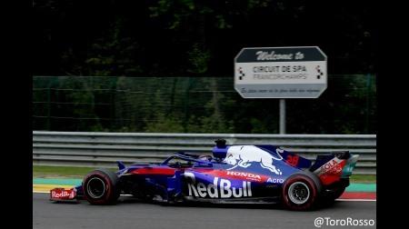 2018F1ベルギーGP:マクラーレンが大低迷