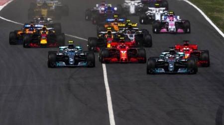 F1チームと予算制限