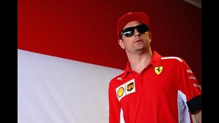 大人気ライコネンはもう一年フェラーリ続投か?