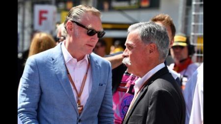 F1:バーニー時代とリバティ時代