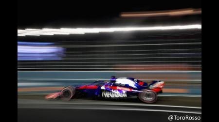 トロロッソホンダ、F1ロシアGPでアップデートの情報