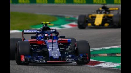 F1エンジン(PU)、ホンダとルノーの差