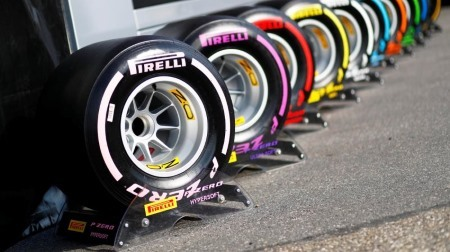 タイヤではレースを演出できない