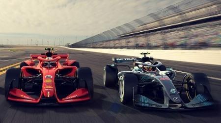 F1マシンデザインと技術的裏付け