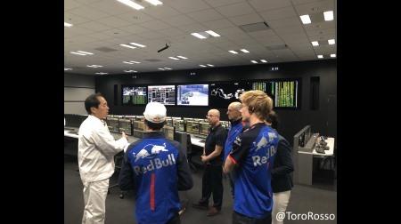 F1ドライバー&関係者の日本観光