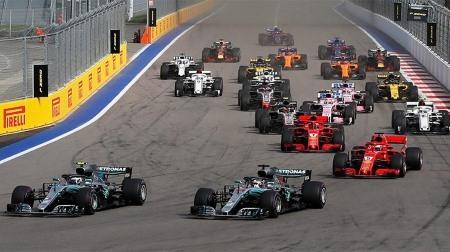 ロシアが国産F1チームの創設を検討