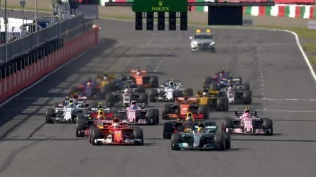 鈴鹿30回記念トロフィー@F1日本GP
