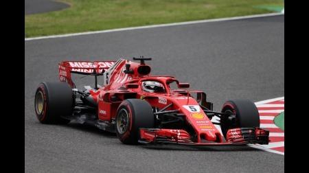 フェラーリの不調とセンサー