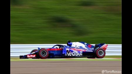 2台そろってQ3進出のトロロッソ・ホンダに期待がかかる@F1日本GP
