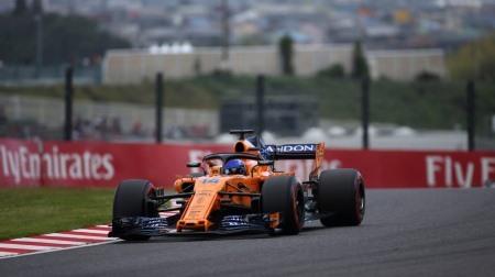 マクラーレン、最悪のパフォーマンス@F1日本GP予選