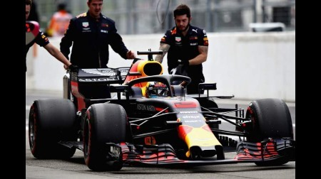 リカルド、吠えルド@F1日本GP予選