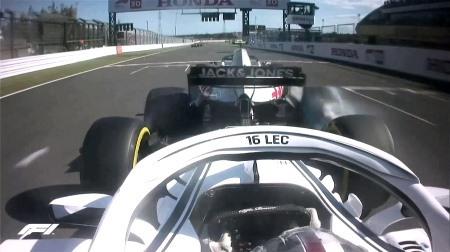 ルクレール、マグヌッセンのペナルティなしに困惑@F1日本GP決勝
