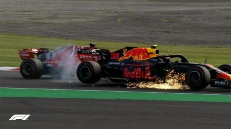ベッテル、gdgdのレースに@F1日本GP決勝