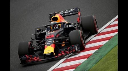 2018F1日本GPドライバー・オブ・ザ・デイ