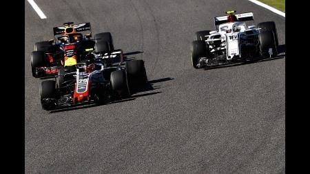 ペナルティの基準があいまい@F1日本GP