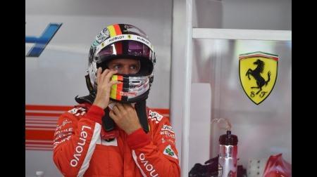 ベッテル「フェラーリを去るつもりはない」