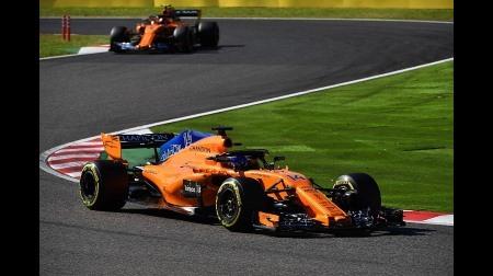 マクラーレン、硬いタイヤが豊富@F1アメリカGP