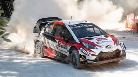 2018 WRC 第10戦 トルコ 総合結果