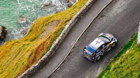 2018 WRC 第11戦 イギリス 総合結果