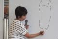 180824 おがわじゅりさんによる「お馬さん描き方講座」-02