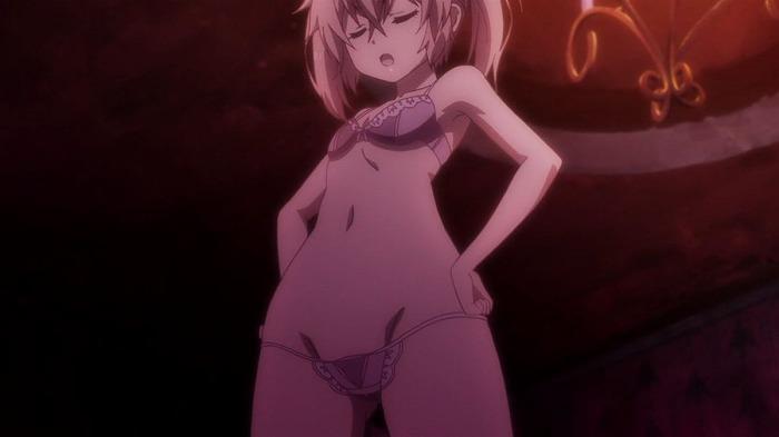 【ISLAND】 第9話 キャプ感想 ローライズの夏蓮ちゃんエッチすぎ! サラちゃんが巨乳になってるww