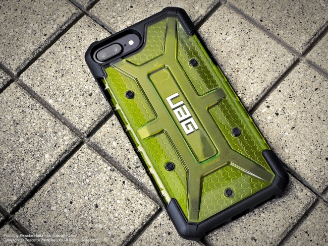 UAG Plasma iPhone 7Plus UAG-IPH7PLS 軍用アイホン