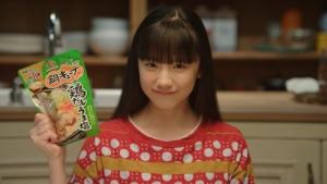 芦田愛菜/鍋キューブ 「鶏だし・うま塩」編0002