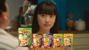 芦田愛菜/鍋キューブ 「鶏だし・うま塩」編0028