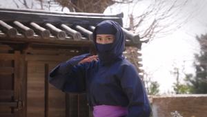 マジマジョピュアーズ!第22話『忍者のワナにご用心!』0016
