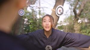マジマジョピュアーズ!第22話『忍者のワナにご用心!』0049