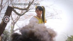 マジマジョピュアーズ!第22話『忍者のワナにご用心!』0061