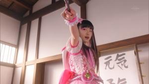 魔法×戦士 マジマジョピュアーズ!第24話『書道教室で大ピンチ!』0044