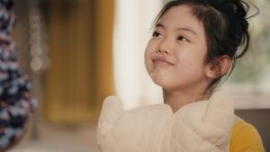 松嶋菜々子&阿由葉さら紗 大正製薬パブロンSゴールドW「二人でお菓子作り」篇0009