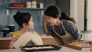松嶋菜々子&阿由葉さら紗 大正製薬パブロンSゴールドW「二人でお菓子作り」篇0013