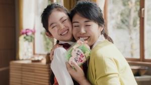 松嶋菜々子&阿由葉さら紗 大正製薬パブロンSゴールドW「二人でお菓子作り」篇0020