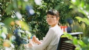 宮崎あおい クリーム玄米ブラン 「自然素材を会社で」篇0004