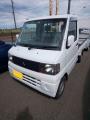 H169三菱軽トラック4WD 5MT (1)