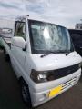 H169三菱軽トラック4WD 5MT (2)