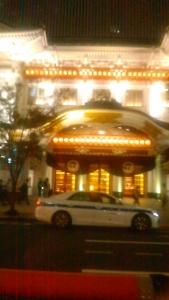 181012 歌舞伎座