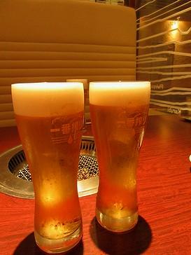 20180929山星 (1)生ビール