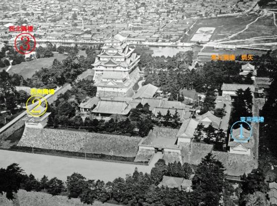 000-名古屋城天守と本丸御殿
