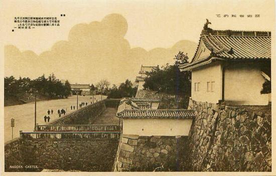 00- 名古屋城 大手門・東南隅櫓