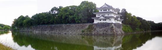 000-panorama 東北隅櫓-00
