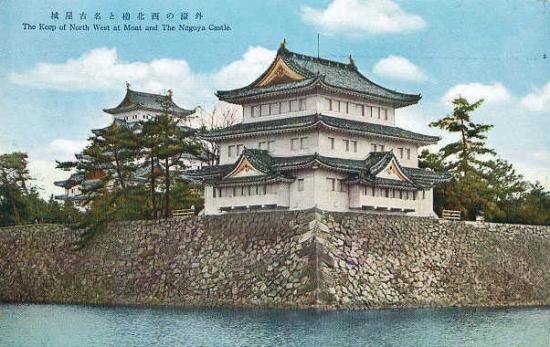 00- 名古屋城 hokuseisumiyagura 離宮