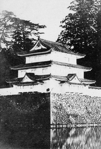 nagoyazyo 御深井丸西北隅櫓(清洲櫓)