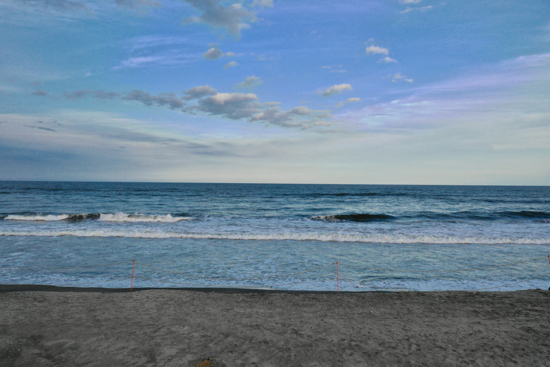 DJI Mavic 2 Pro Sunset Beach